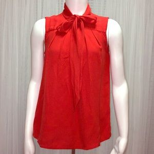 Marc By Marc Jacobs Red Blouse Size XS